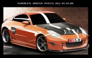 Nissan 350Z by Klaus-Designs