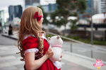 Bee and Puppycat with Global Cosplay 4 by Samii-Doll