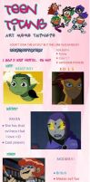Teen Titans Meme by LightingUpTheStars