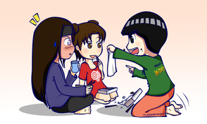 Neji, look. by A-Phosphene