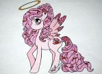 Angel Food Pony Colored by Maiko-Girl