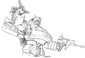 prowl in pencil by beamer