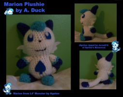 Marion Plushie by Milayou