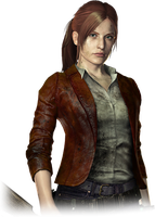 Claire Redfield (2) - Resident Evil Revelations 2 by TheARKSGuardian