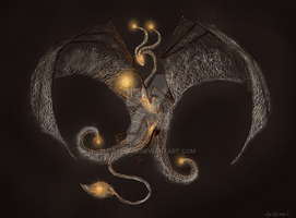 Dragon-fizalis (SOLD) by firael666