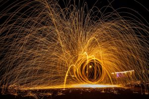 Steel Wool at home 6 by 904PhotoPhactory