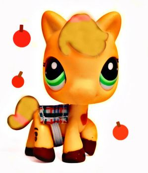 LPS APPLEJACK by Puffypaw
