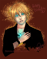 +Happy Birthday, Naruto+ by Donnis