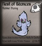 Nest of Seances- Perry App by chibimaker