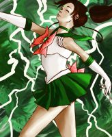 Sailor Jupiter by SonOfEros