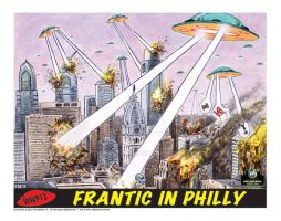 Frantic in Philly by tdastick
