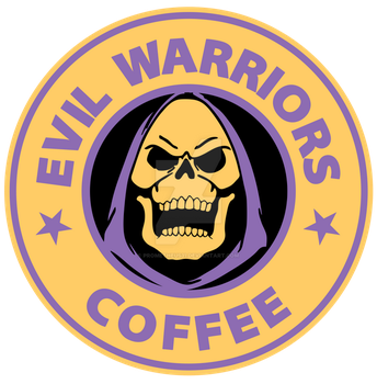 Evil Warriors Coffee by prometheus31