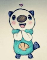Fail Oshawott lol by xHoldYourColour