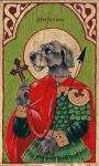 St. Christopher by thornwolf