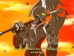 Bionicle Animated Series: Axonn by ewered