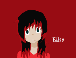 Elisa ( My New Main OC ) by Animelover8787