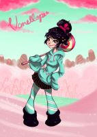 Vanellope (Update) by StrawberrieCandie
