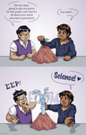 Third Grade Science by ErinPtah