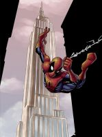Spidey ESB by TheNass