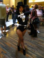 DragonCon '12 - Zatanna by vincent-h-nguyen