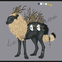 Adopt-Auction-Dead Forest (Closed) by Salvatoret