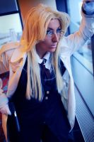 Sir Integra Hellsing by GingerAnneLondon