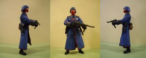 WWII Cobra Trooper by goth-thug