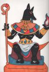 Anubis by DeVanceArt
