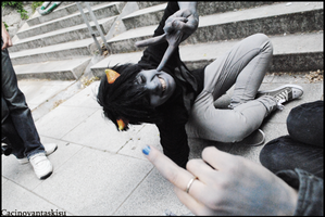 KARKAWAII @HOMESTUCK by CarcinoVantasKisu