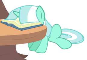 Lyra Hates Studying by GentlemanPanda