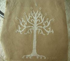 White Tree of Gondor by brandchan