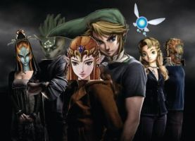Twilight Princess by lightningrod44