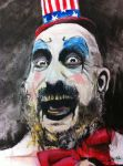 Captain Spaulding by zombies-plaything