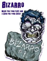 Bizarro color Mask by mannycartoon
