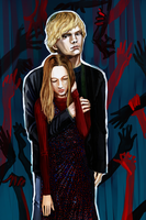 tate and violet by GetNine