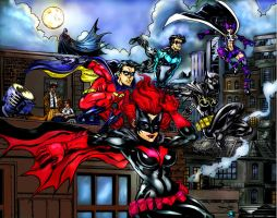 Gotham_United colors by Jameslfree
