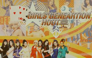 GIRLS' GENERATION HOOT by Superyuffie