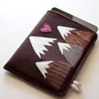 Ipad Mountain cover by hitree