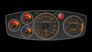 buggy gauge panel by tuner7000