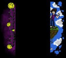 My new Youtube background by jakester2008