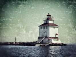 Thunder Bay Lighthouse by lothian