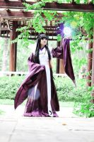 [Cosplay] Tomoyo hime from TRC: Light of hopes~ by ChenJinZhou