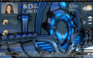 My desktop 13.05.2010 by 3chiflones