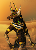 Anubis: Arise by MutantParasiteX