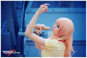 Macross - Sheryl Nome 02 by beethy