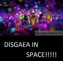Disgaea In Space by jesse-anime