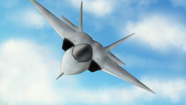 F-22 Request by LegendEffects