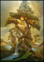 Tree of Life by Azot2015