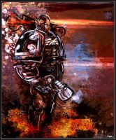 Space Marine 19 by Falcon-