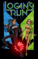 Logan's Run V.2 by jonpinto